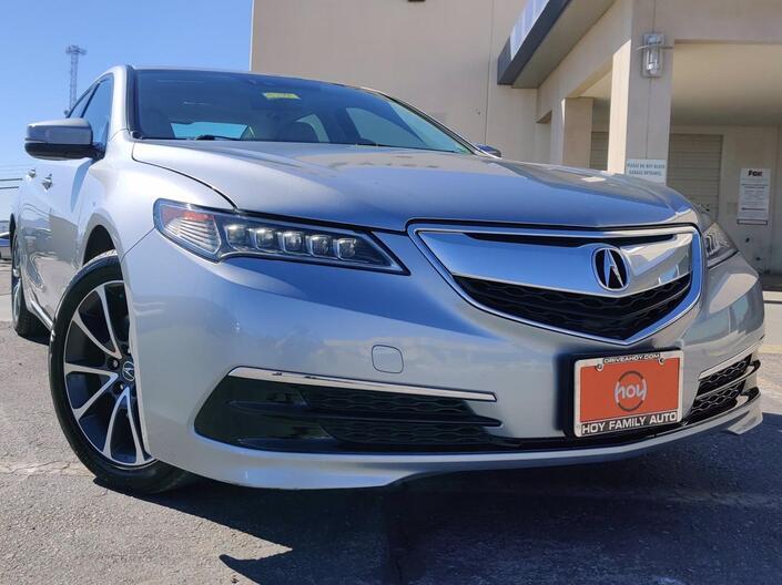2015 Acura TLX V6 Tech El Paso TX