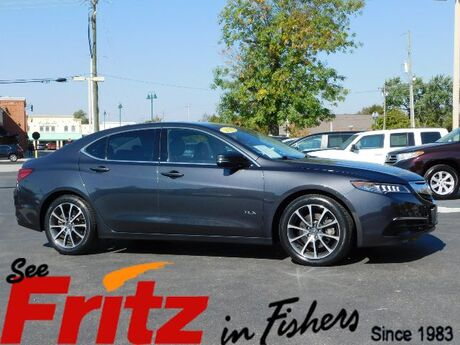 2015 Acura TLX V6 Tech Fishers IN