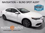 2015 Acura TLX V6 Tech *NAVIGATION, BLIND SPOT ALERT, BACKUP-CAM, LEATHER, MOONROOF, HEATED SEATS, BLUETOOTH