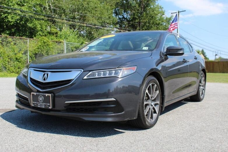 2015 Acura TLX V6 Tech New Castle DE