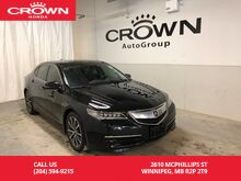 2015_Acura_TLX_V6 Tech SH-AWD/NO ACCIDENTS/NAVIGATION/HEATED SEATS/REMOTE START/_ Winnipeg MB