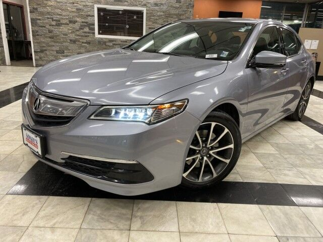 2015 Acura TLX V6 Tech Worcester MA