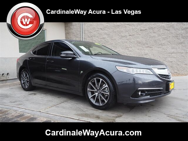 2015 Acura TLX w/Advance Package