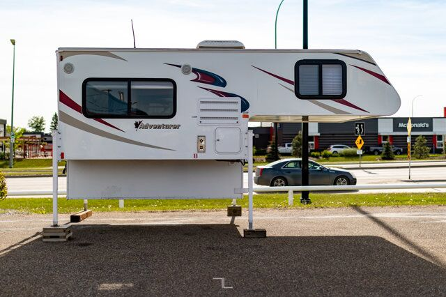 2015 Adventurer 80RB Truck Camper Red Deer AB