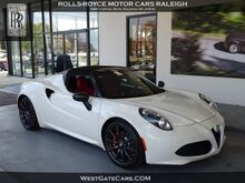 2015_Alfa Romeo_4C_2DR CONV SPIDER_ Raleigh NC