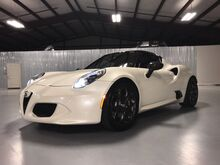 2015_Alfa Romeo_4C_Launch Edition_ Carrollton TX