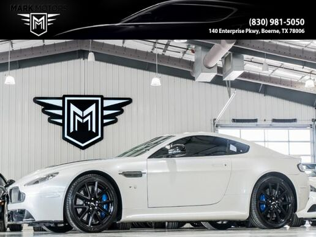 2015 Aston Martin V12 Vantage S Boerne TX