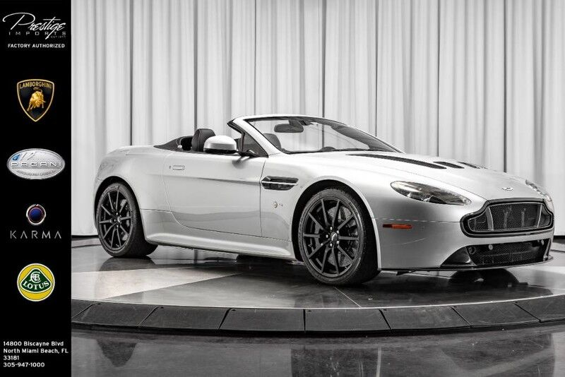 2015_Aston Martin_V12 Vantage_S_ North Miami Beach FL