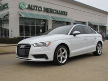 2015_Audi_A3_1.8T Premium FWD S tronic 1.8L Turbocharged, ***MSRP $33,700.00*** Sun/Moonroof, Bluetooth Connec_ Plano TX