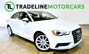 2015_Audi_A3_1.8T Premium LEATHER, SUNROOF, BLUETOOTH AND MUCH MORE!!!_ CARROLLTON TX