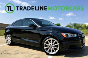 2015_Audi_A3_1.8T Premium NAVIGATION, LEATHER, MOONROOF... AND MUCH MORE!!!_ CARROLLTON TX