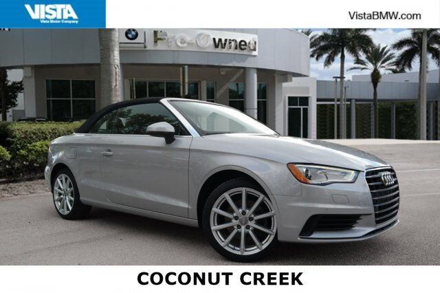 2015 Audi A3 1.8T Premium Plus Coconut Creek FL