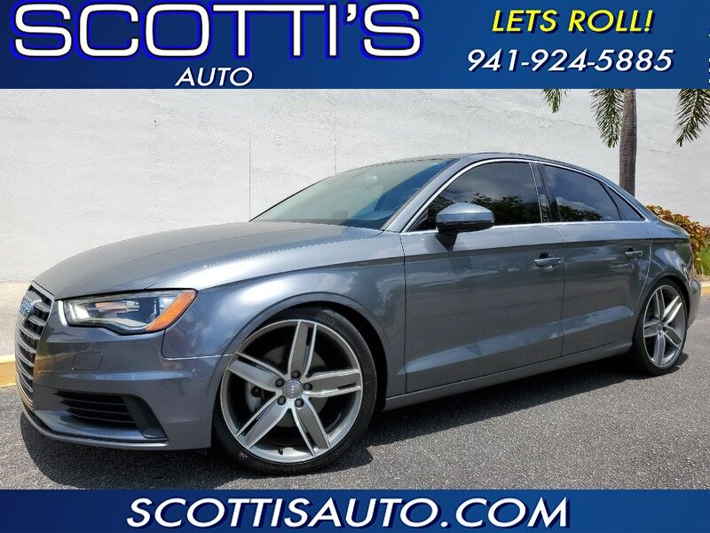 2015 Audi A3 1.8T Premium Plus~CLEAN CARFAX~ EXCELLENT CONDITION! ~ AWESOME COLORS~ ONLINE BUYING PROCESS!