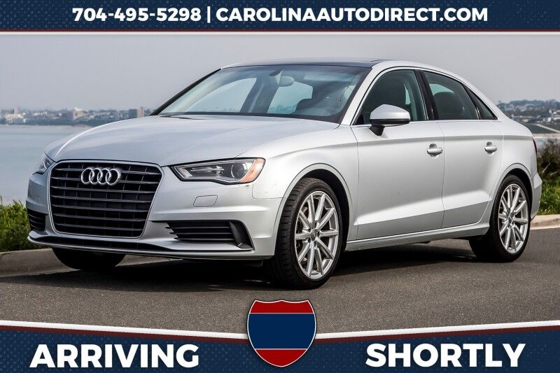 2015 Audi A3 1.8T Premium *Turbocharged*