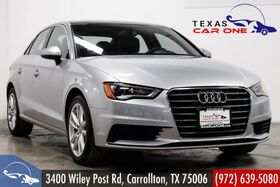 2015_Audi_A3_2.0 TDI PREMIUM AUTOMATIC SUNROOF LEATHER HEATED SEATS BLUETOOTH_ Carrollton TX