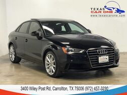 2015_Audi_A3_2.0 TDI PREMIUM PANORAMA LEATHER HEATED SEATS BLUETOOTH AUTOMATI_ Carrollton TX