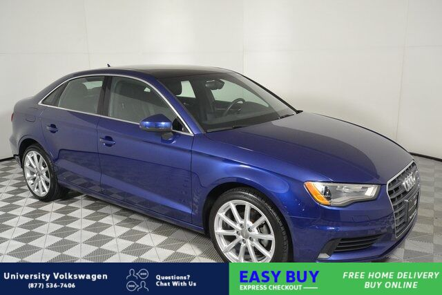 2015 Audi A3 2.0 TDI Premium Plus Seattle WA