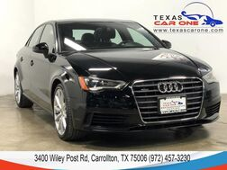 2015_Audi_A3_2.0T PREMIUM QUATTRO PANORAMA LEATHER HEATED SEATS BLUETOOTH AUT_ Carrollton TX