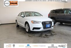 2015 Audi A3 2.0T Premium Golden CO