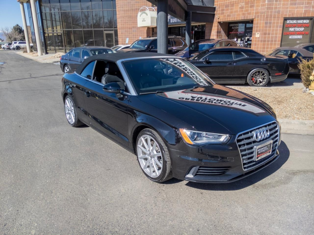 2015 Audi A3 2.0T Premium Greenwood Village CO