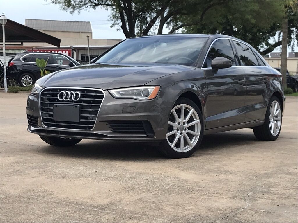 2015 Audi A3 2.0T Premium Plus Houston TX