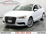 2015 Audi A3 2.0T Premium Plus Quattro AWD With Navigation