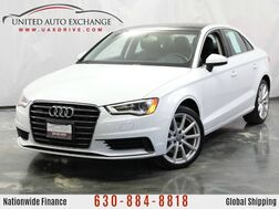 2015_Audi_A3_2.0T Premium Plus Quattro AWD With Navigation_ Addison IL