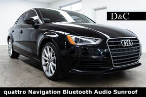 2015_Audi_A3_2.0T Premium Plus quattro Navigation Bluetooth Audio Sunroof_ Portland OR