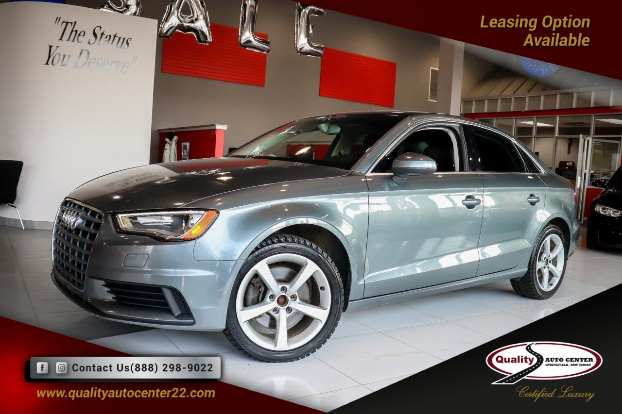 2015 Audi A3 2.0T Premium Springfield NJ