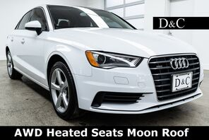 2015_Audi_A3_2.0T Premium quattro AWD Heated Seats Moon Roof_ Portland OR