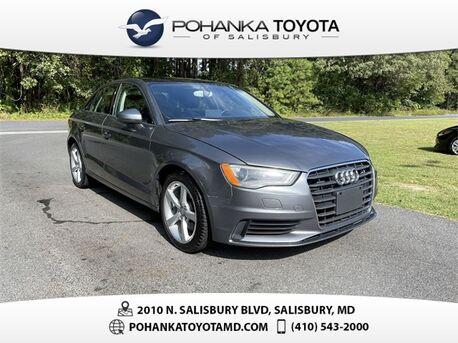 2015_Audi_A3_2.0T Premium quattro_ Salisbury MD