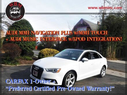 2015_Audi_A3_2.0T Premium quattro Sedan_ Arlington VA