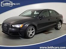 2015_Audi_A3_4dr Sdn FWD 1.8T Premium_ Cary NC