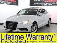 Audi A3 TDI PREMIUM SUNROOF LEATHER SEATS PARK ASSIST BLUETOOTH KEYLESS ENTRY POWER 2015
