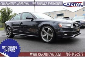 2015_Audi_A4_2.0T Premium Plus_ Chantilly VA