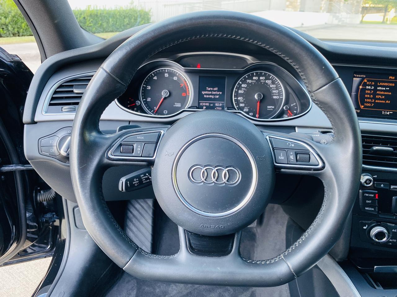 2015 Audi A4 2.0T Premium Plus S-line Dallas TX