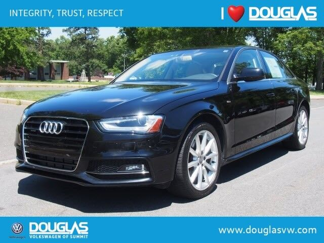 2015 Audi A4 2.0T quattro Premium Plus Summit NJ