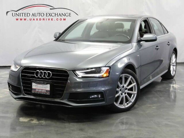 2015 Audi A4 Premium Plus Addison IL