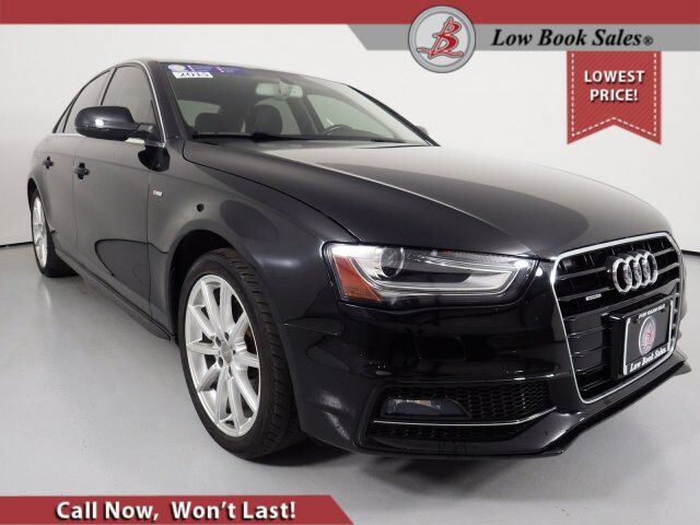 2015 Audi A4 Premium Plus Salt Lake City UT