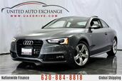 2015 Audi A5 2.0L Engine AWD Quattro Premium Plus ** Coupe S Line ** w/ Sunroof, Navigation, Bluetooth Audio, Bang & Olufsen Premium Sound System, Push Start Button, Parking Aid with Rear View Camera