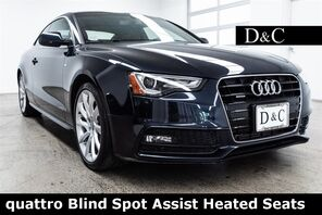 2015_Audi_A5_2.0T Premium Plus quattro Blind Spot Assist Heated Seats_ Portland OR