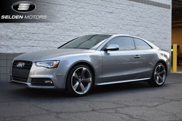 2015_Audi_A5_Premium Plus Quattro_ Willow Grove PA