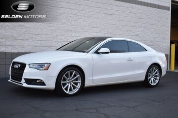 2015_Audi_A5_Premium Quattro_ Willow Grove PA