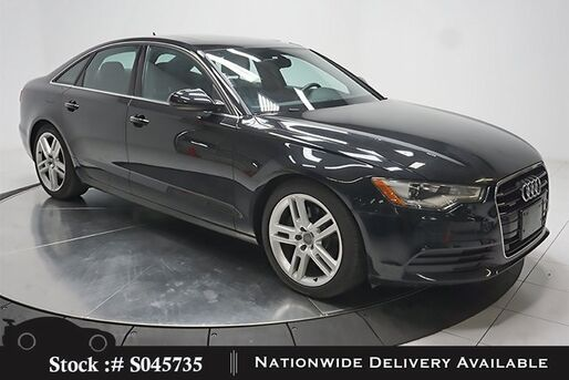 2015_Audi_A6_2.0T Premium Plus NAV,CAM,SUNROOF,HTD STS,19IN WLS_ Plano TX