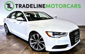 2015_Audi_A6_2.0T Premium Plus REAR VIEW CAMERA, LEATHER, SUNROOF AND MUCH MORE!!!_ CARROLLTON TX