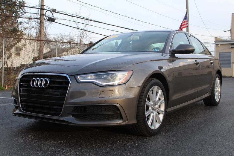 2015 Audi A6 3.0T Premium Plus New Castle DE
