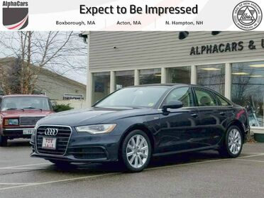2015_Audi_A6_3.0T Premium Plus Quattro_ Boxborough MA