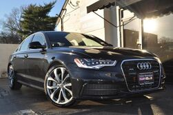 Audi A6 3.0T Premium Plus/Quattro/Navigation/Side Assist, Rear-View Camera/Warm Weather Pkg w/ 4-Zone Climate/Cold Weather Pkg w/ Heated Front & Rear Seats, Heated Steering Wheel/Xenons w/ LEDs/Advanced Key w/ Push-To-Start 2015