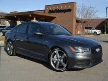 Audi A6 3.0T Prestige/AWD/Black Optic Pkg/Sport Pkg/Cold Wthr Pkg/Head Up Disp/LED Headlights/Heated&Cooled Seats/Loaded 2015