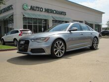 2015_Audi_A6_TDI Premium Plus quattro DIESEL,LEATHER, NAVIGATION, PUSHBUTTON START, SUNROOF, PREMIUM SOUND SYSTEM_ Plano TX